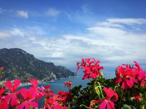 Amalfi, la villa Cimbrone
